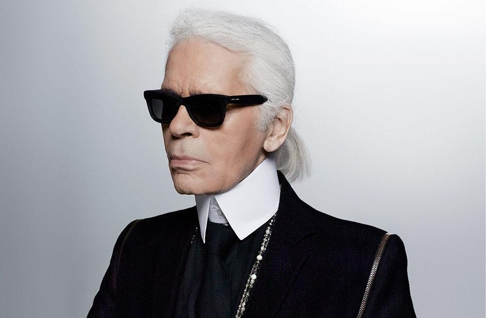 Karl Lagerfeld | Photo: Karl Lagerfeld