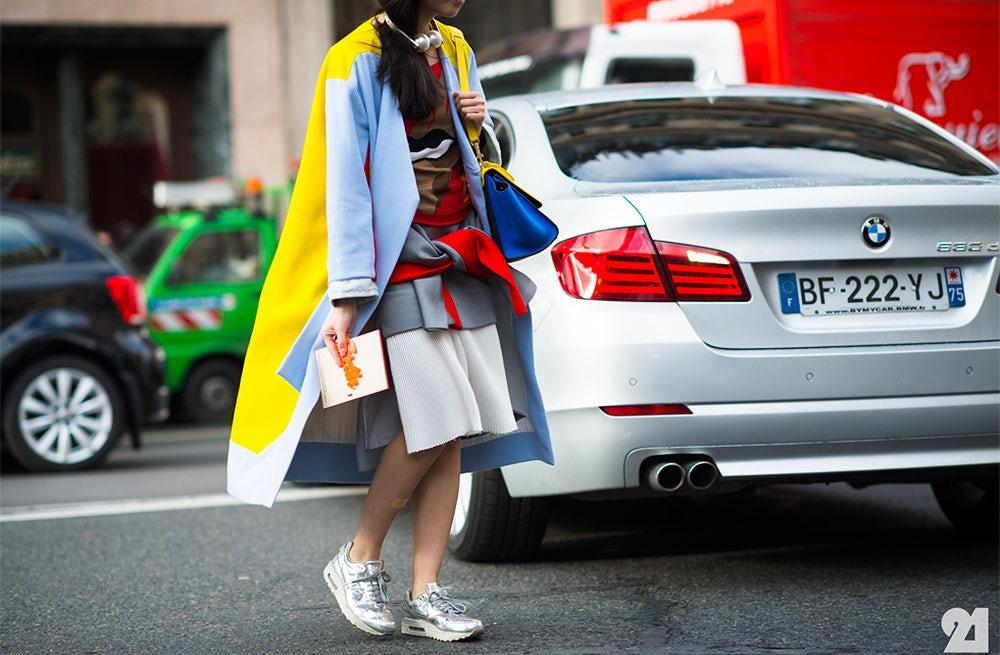 Susanna Lau wearing Miuniku | Photo: Adam Katz Sinding of Le 21eme