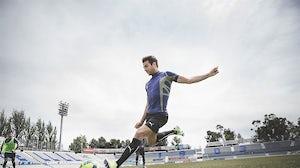 Cesc Fabregas for Puma | Source: Puma