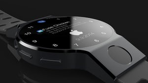 Rendering of Apple iWatch | Source: Fuse Chicken
