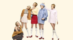 Opening Ceremony A/W 2013 lookbook featuring Chloë Sevigny | Source: Opening Ceremony