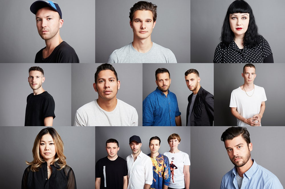 10 young New York creatives | Photos: Dominic Neitz for BoF