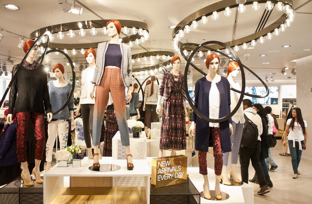 H&M Sales Exceed Estimates