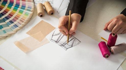 The Secret Journey of a Fashion Piece — Part 1: Creativity & Design
