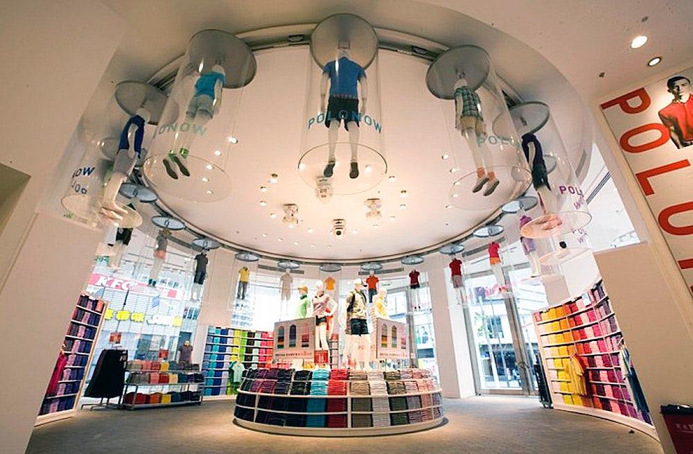 Uniqlo store | Source: Fast Retailing