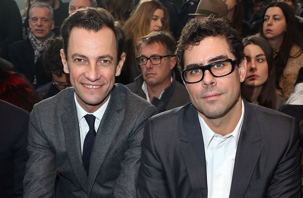 Pierre-Yves Roussel and Sebastian Suhl | Photo: Michel Dufour/WireImage