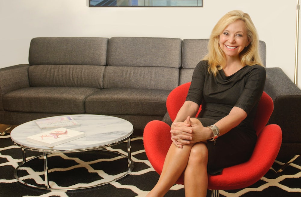 Julie Wainwright, CEO of The RealReal | Source: Courtesy