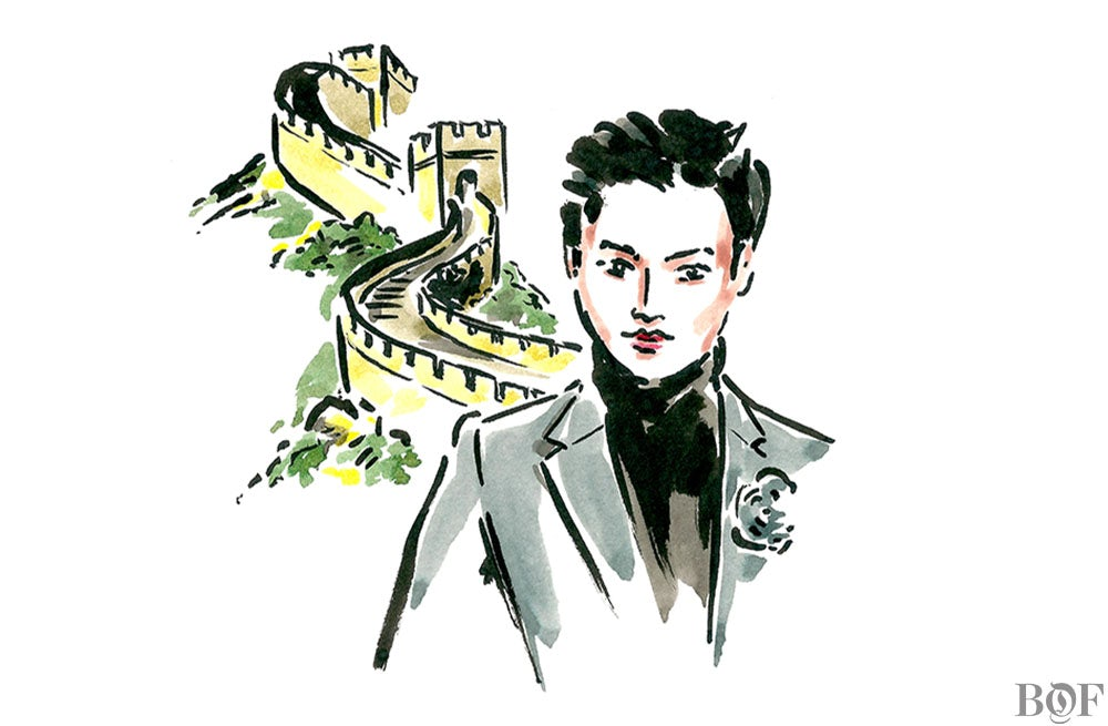 Melvin Chua | Illustration by Clym Evernden for BoF