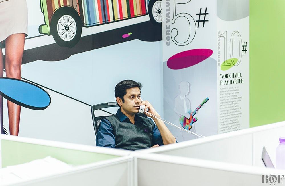 Mukesh Bansal, Online Fashion Guru to India's Masses