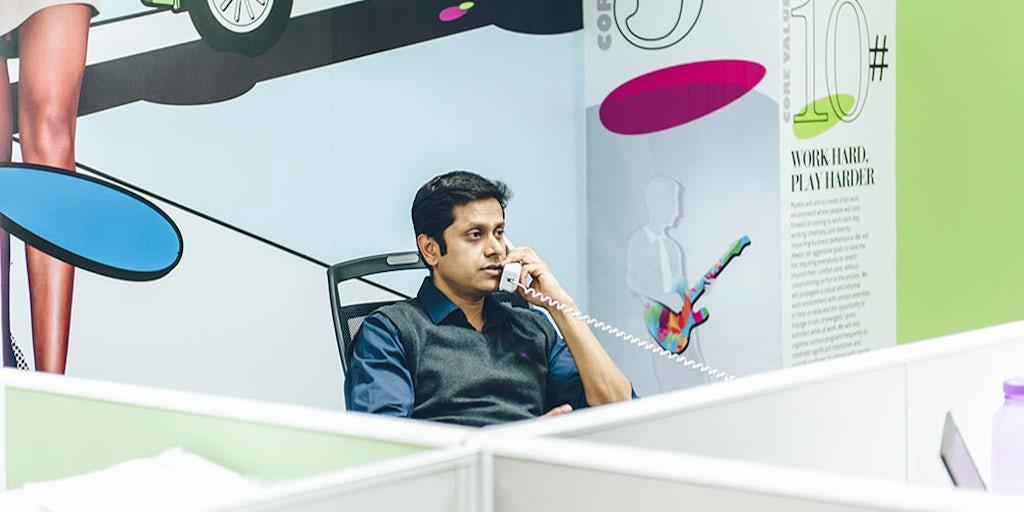 563172eb7b212 Mukesh Bansal, Online Fashion Guru to India's Masses | Fashion-Tech ...