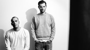 Max Schiller and Jonathan Hirschfeld | Photo: Morgan Norman