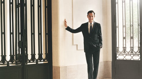 f60a36bef8cc Tory Burch Names Pierre-Yves Roussel CEO