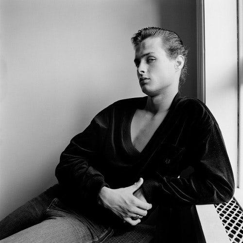 Kevin, New York City, 1977   Photo: David Armstrong