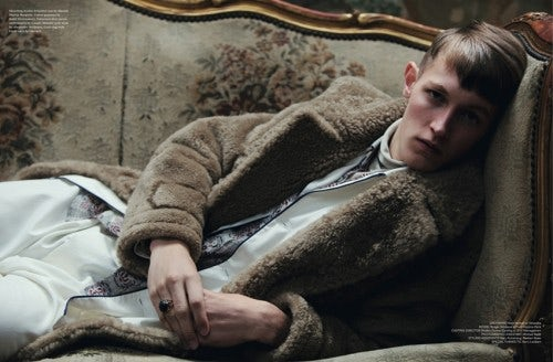 David Armstrong for AnotherMan A/W 2012   Photo: David Armstrong