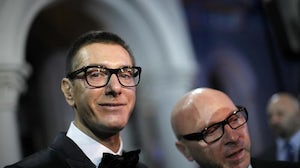 Domenico Dolce and Stefano Gabbana | Source: Reuters