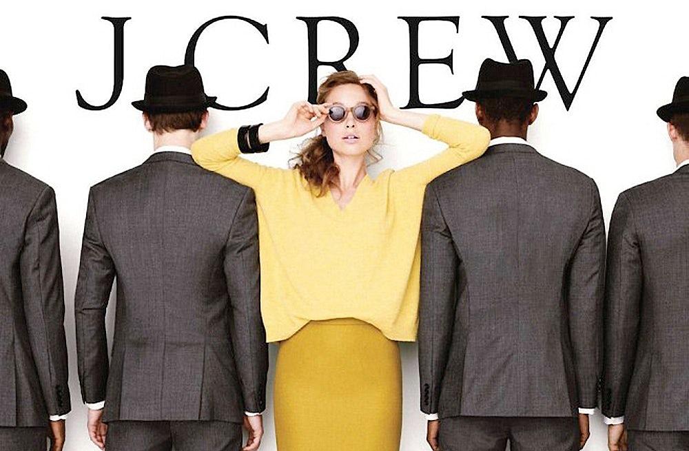 J. Crew campaign | Source: J.Crew