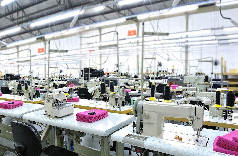 Clothing factory, Brazil | Source: Shutterstock