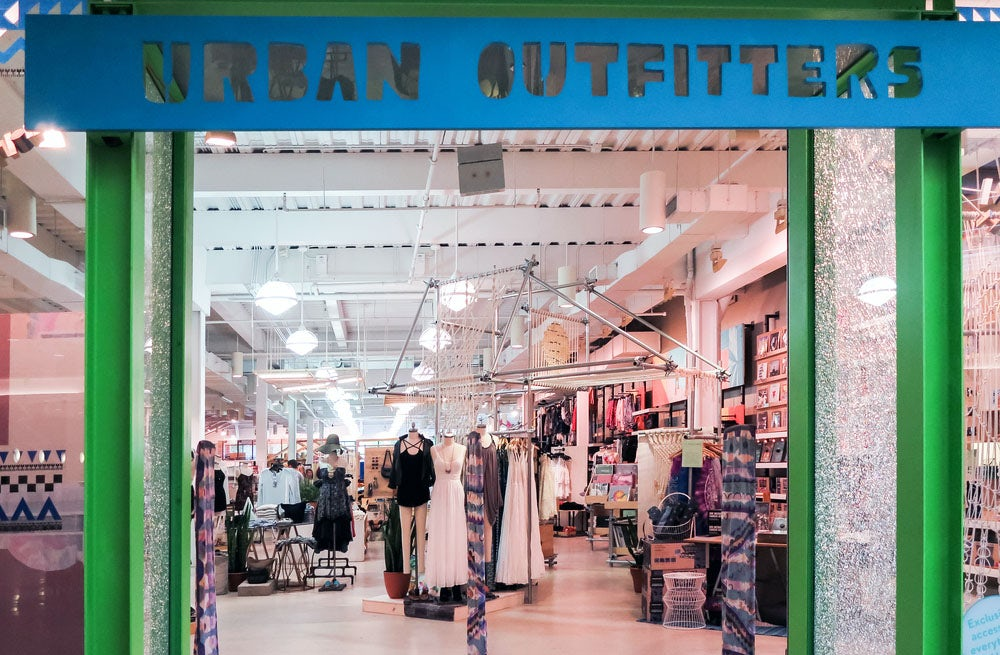 Urban Outfitters Jumps as Free People Brand Leads Sales Rebound