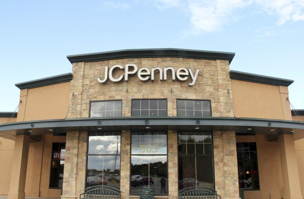 J.C. Penney | Source: Shutterstock