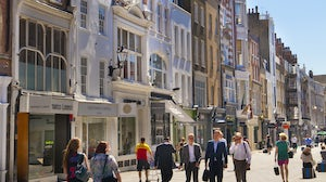 Bond Street | Source: Shutterstock