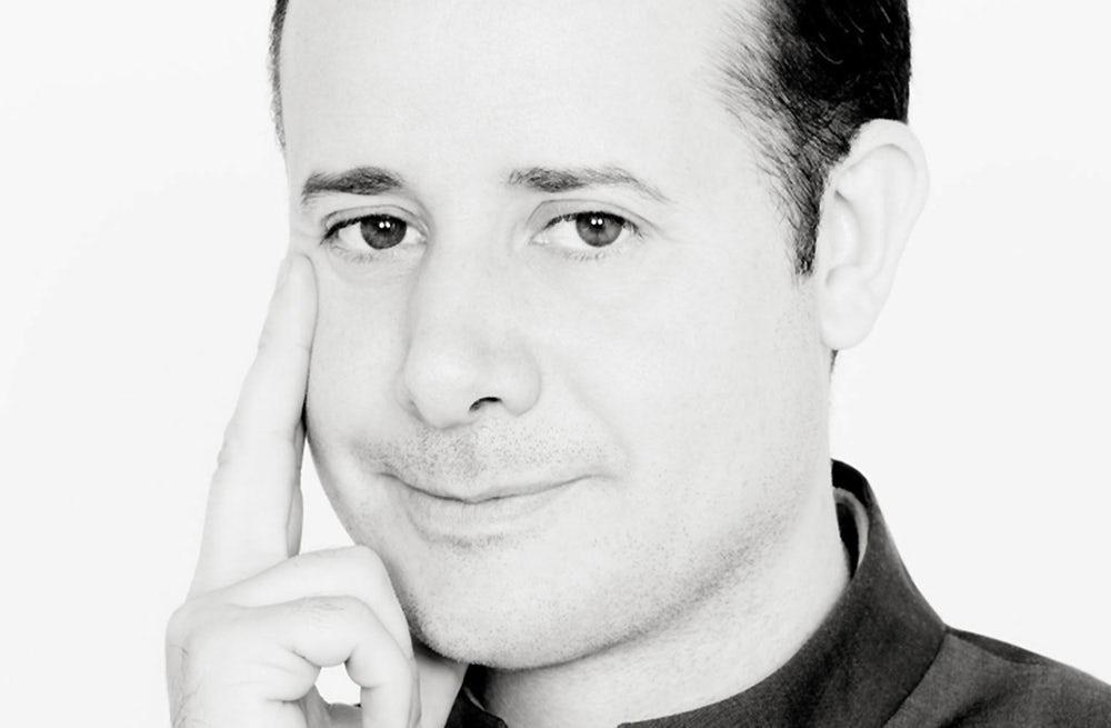 Pierre-Alexis Dumas, creative director of Hermès | Source: Courtesy