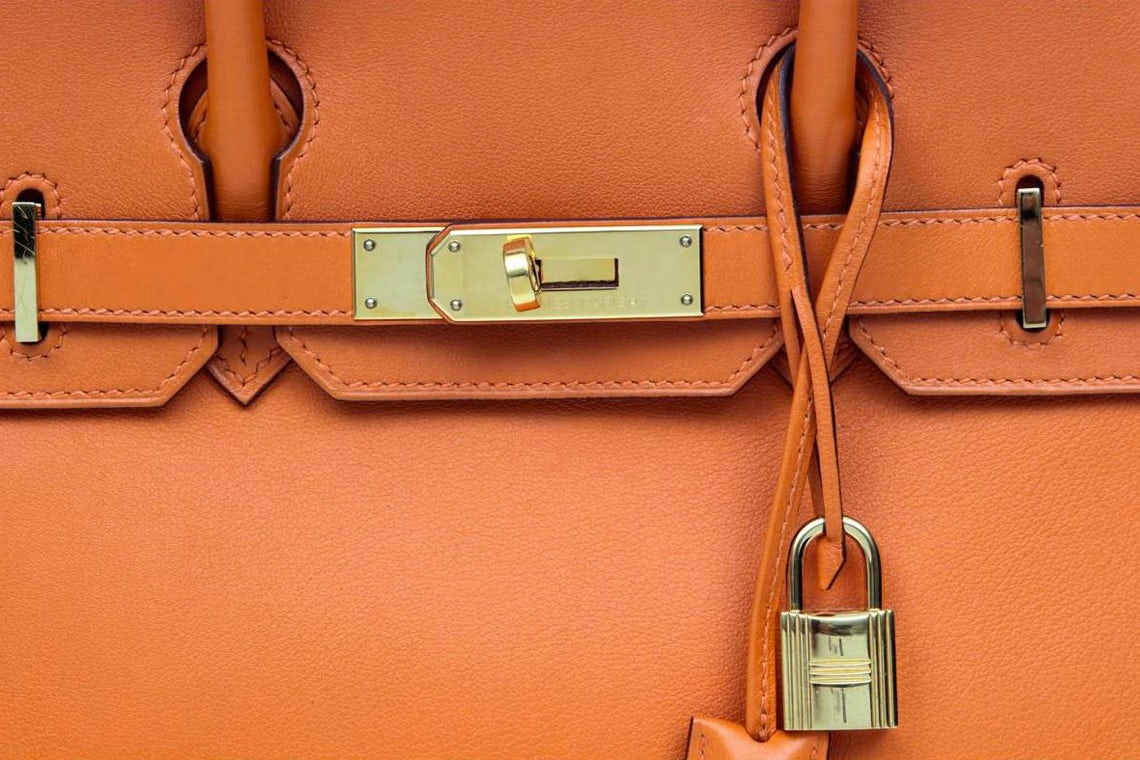 Orange Hermès Birkin | Source: Hermès