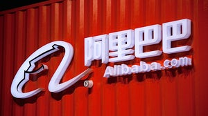 Alibaba sign | Source: Flickr/Leondel