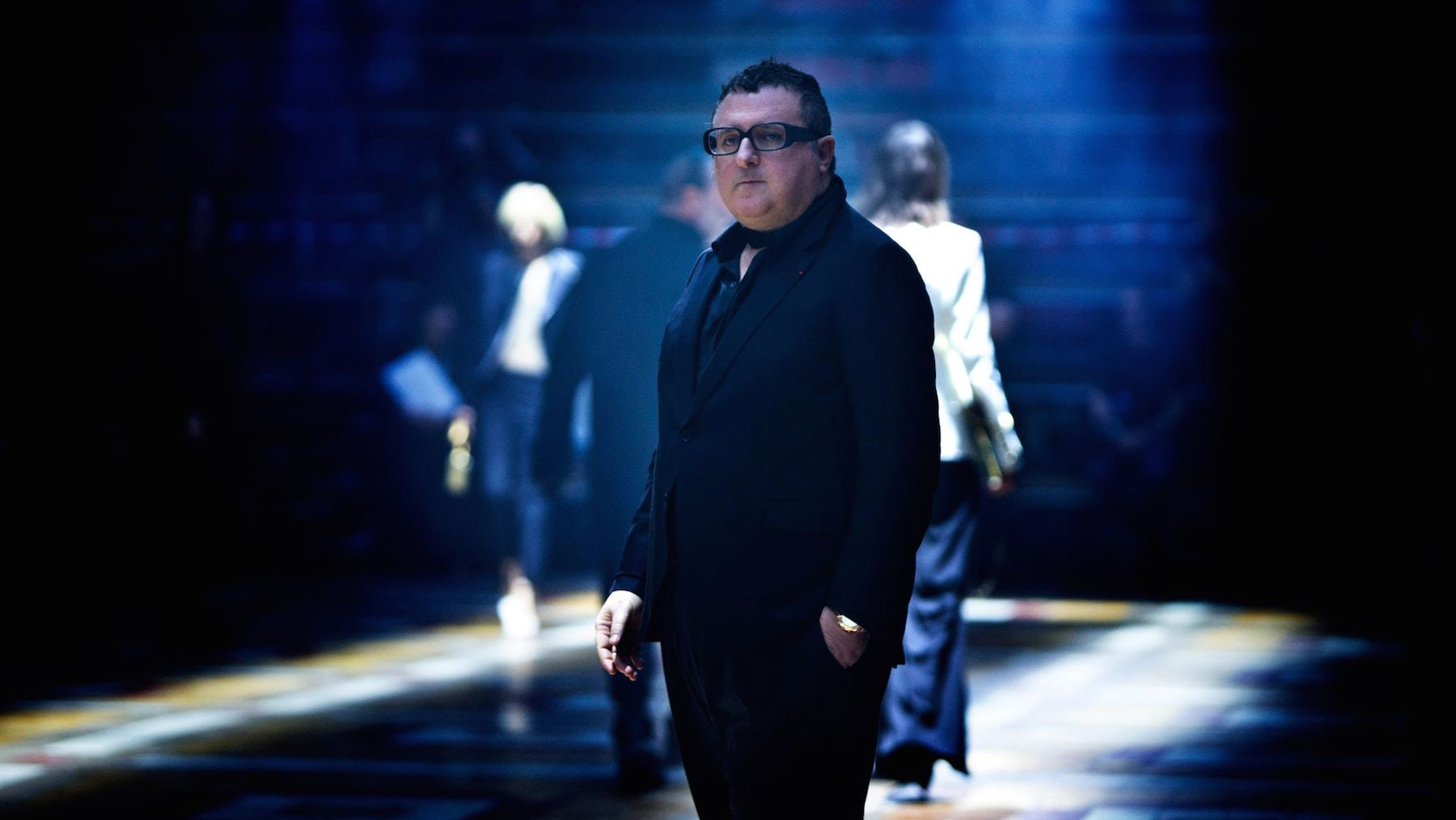 Alber Elbaz | Source: Courtesy
