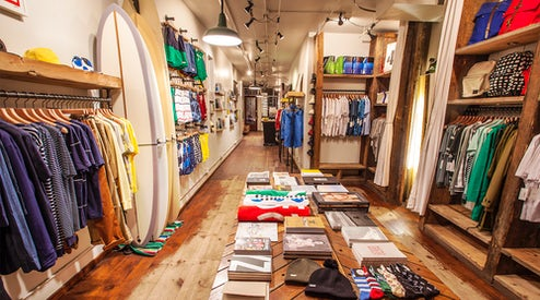Surf's Up for Indie Brands | Intelligence | BoF