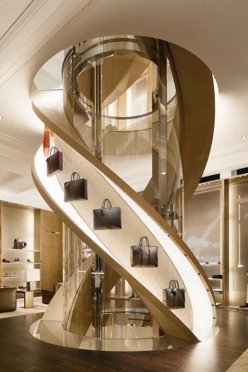 Louis Vuitton store | Source, Courtesy
