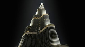 The Burj Khalifa, which houses the Armani Hotel Dubai | Source: Armani