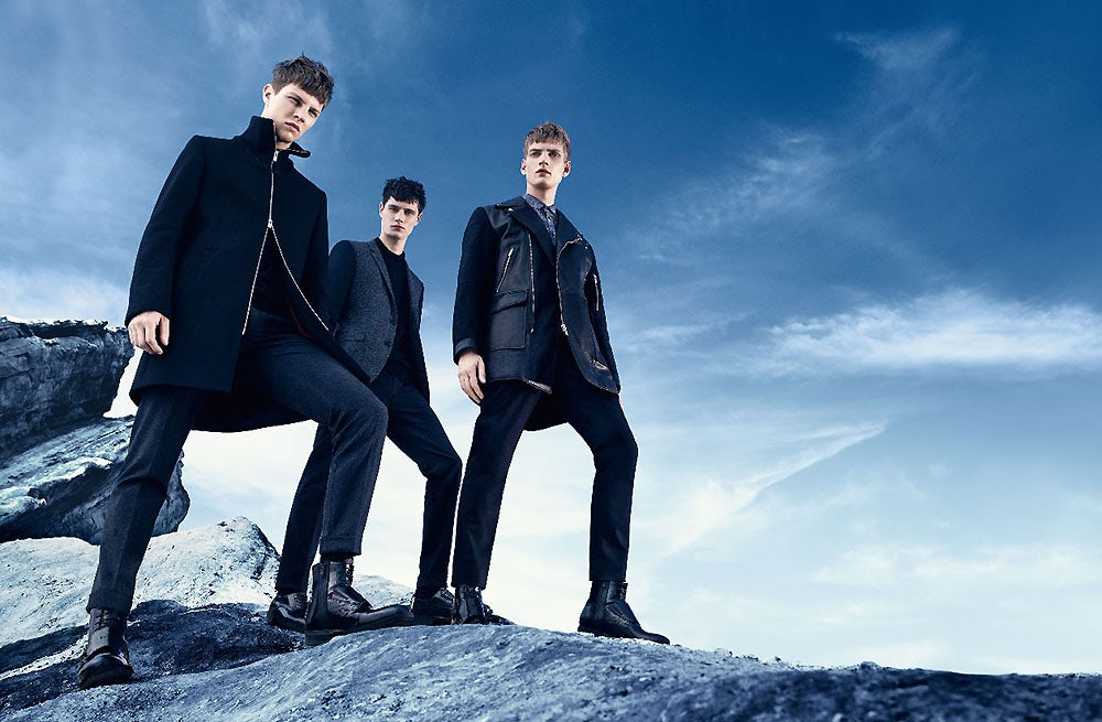 Hugo Boss autumn/winter 2014 | Source: Hugo Boss