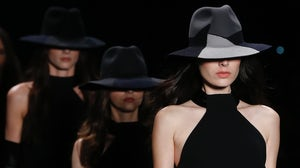 The Giuliana Romanno show at São Paulo Fashion Week | Source: Associated Press