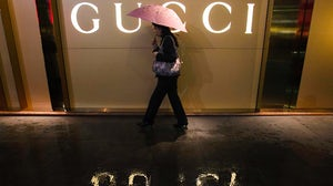 Gucci boutique in central Guangzhou | Source: Reuters
