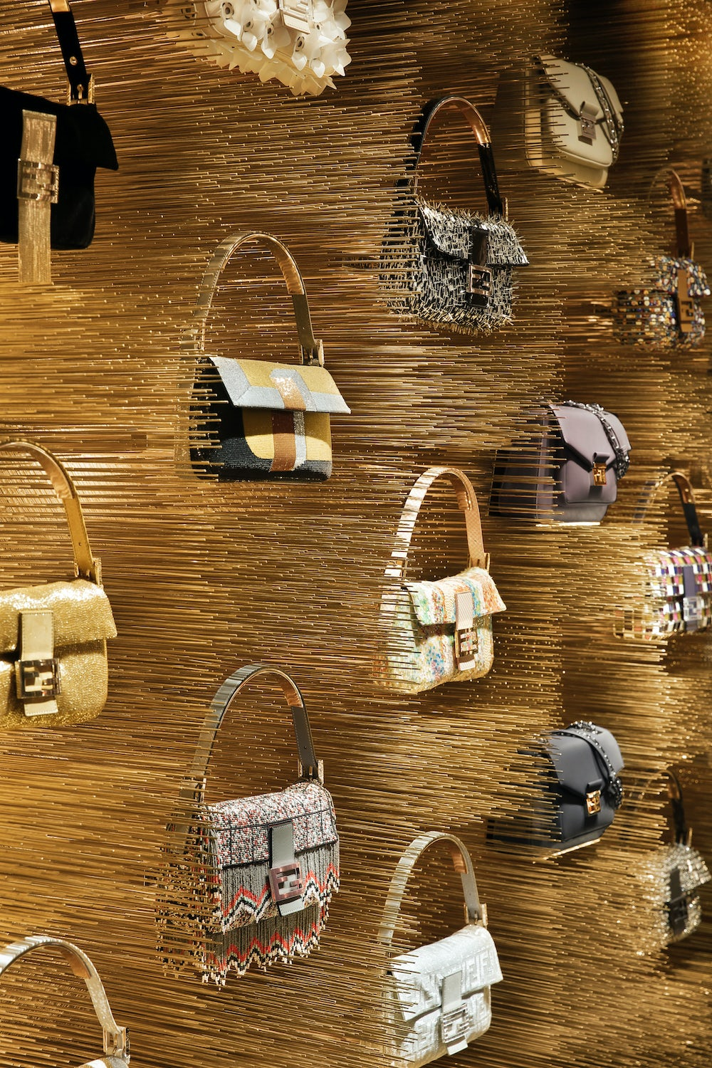 Fendi Store Avenue Montaigne Paris