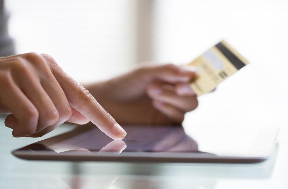 Online shopping   Source: Shutterstock