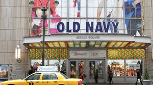 Old Navy store | Source: Shutterstock