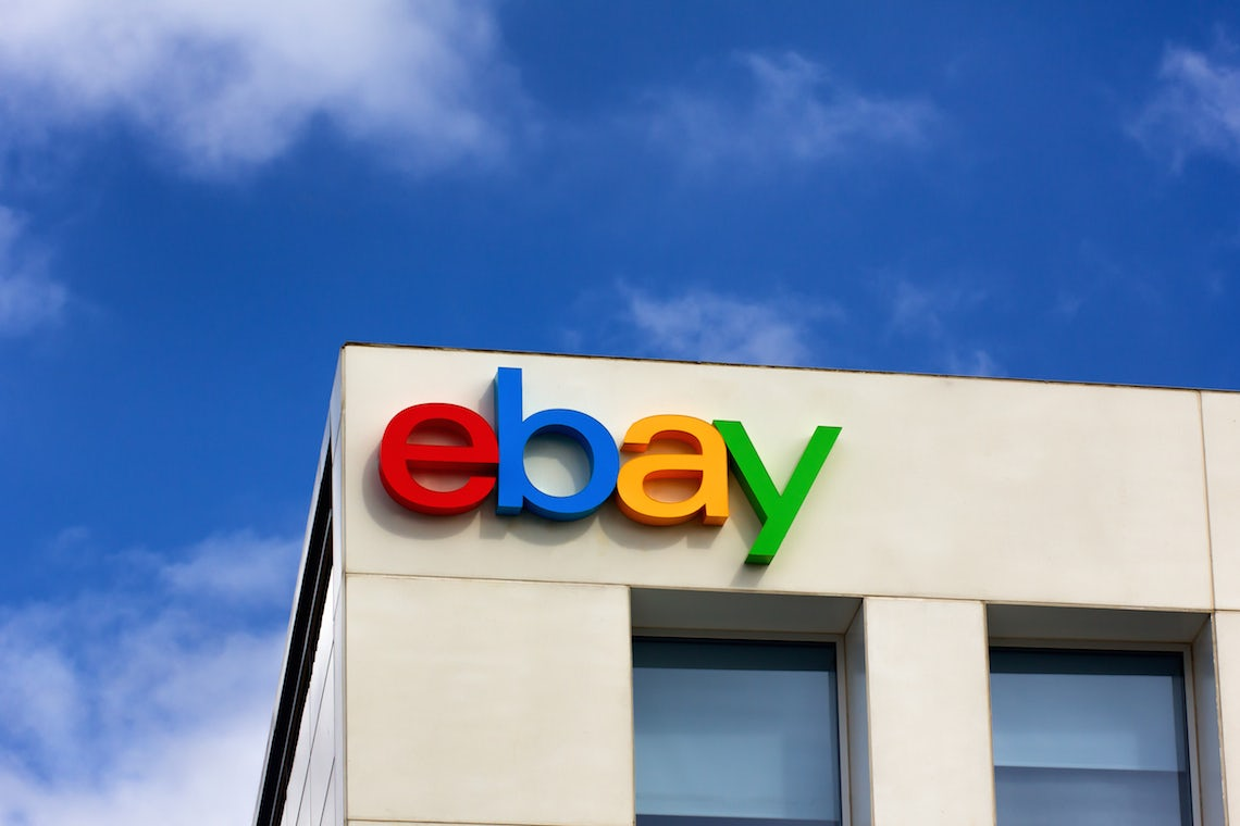 EBay headquarters | Source: Shutterstock