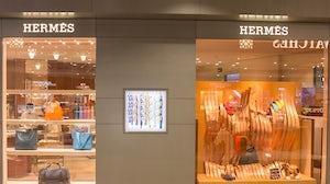 Hermès store | Source: Shutterstock
