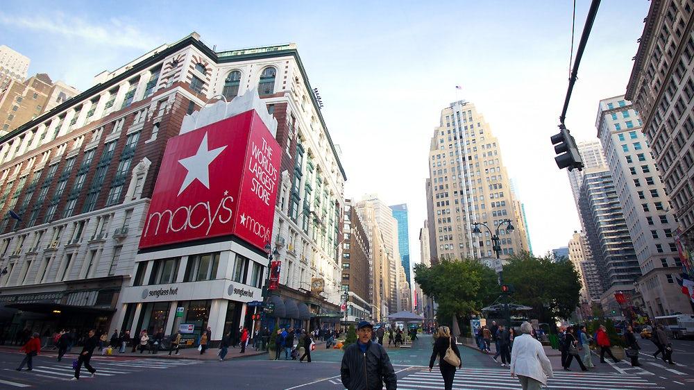 Macy's department store | Source: Shutterstock