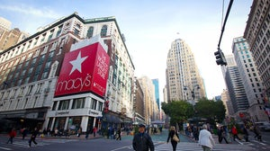 Macy's department store | Source: Shutterstock