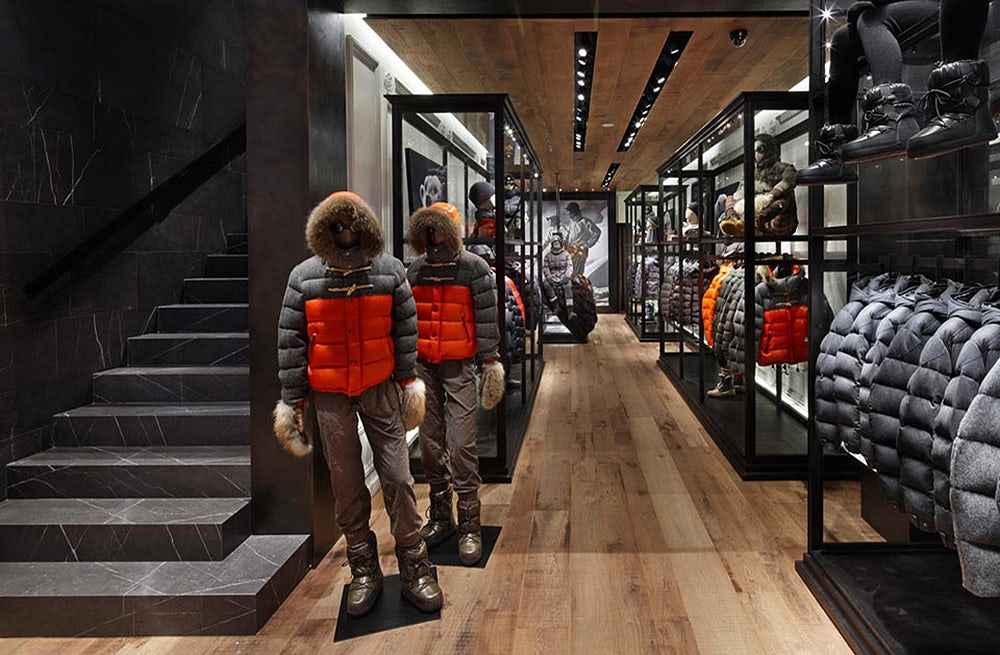 Moncler Sales Rose 15 Percent in 2017