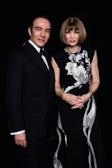 John Galliano and Anna Wintour at the British Fashion Awards   Source: British Fashion Council