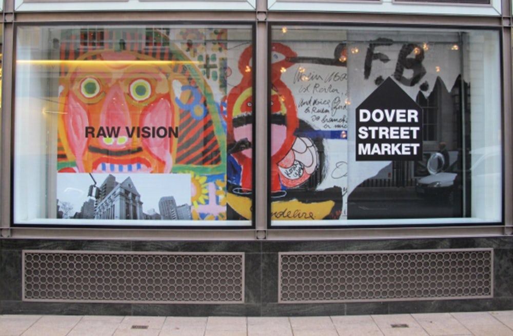 Suzy Menkes: Dover Street Market Set To Move