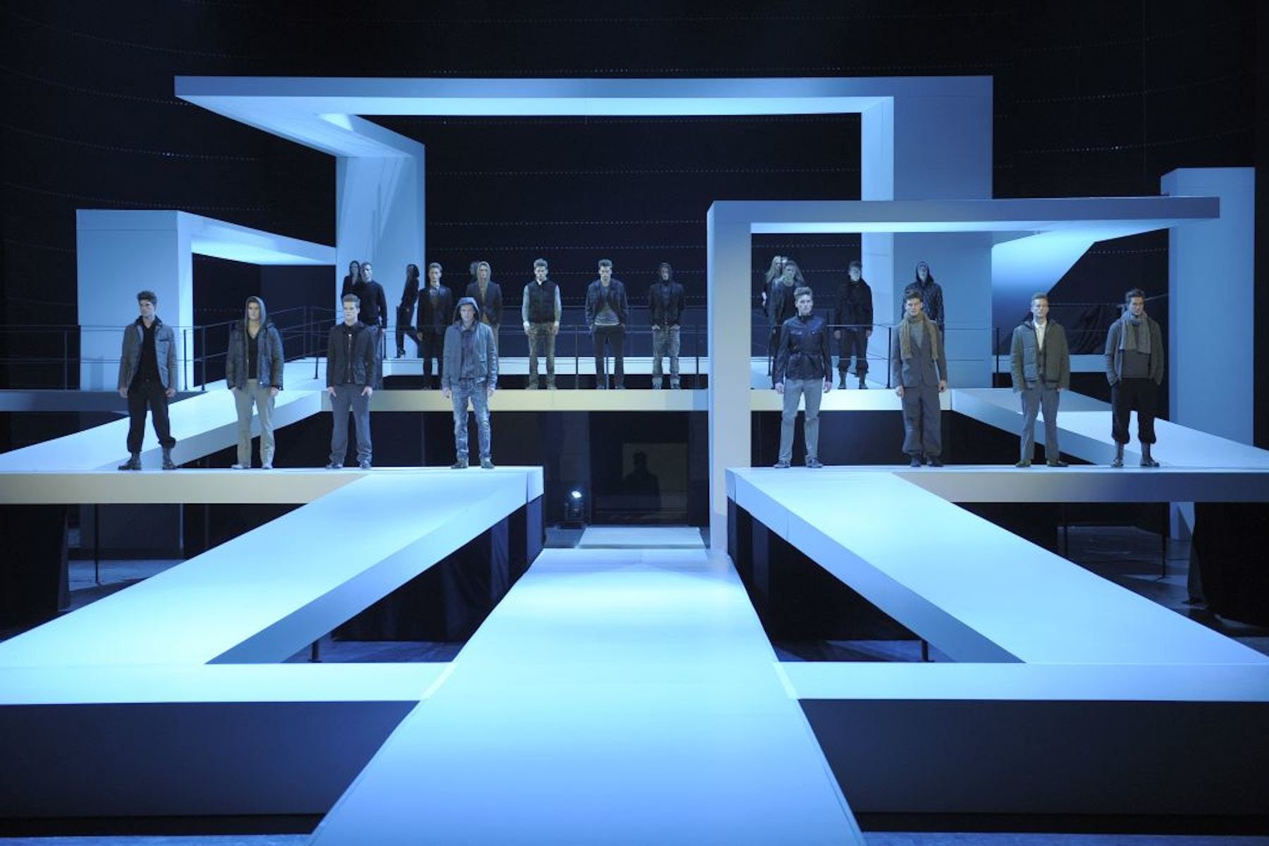 StyleNite event at Berlin Fashion Week | Source: Wikimedia Commons