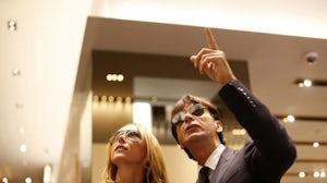 Frida Giannini and Patrizio Di Marco | Source: Reuters