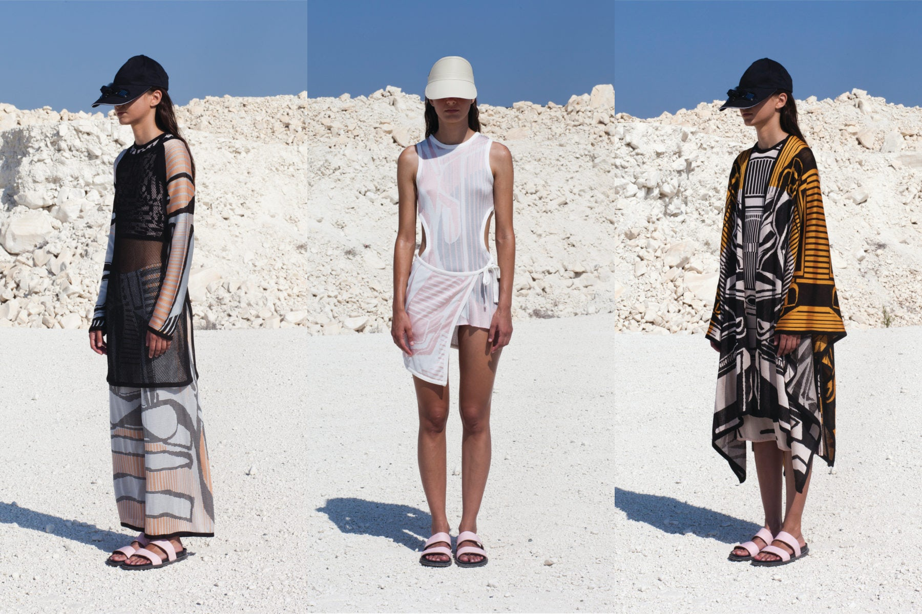 Looks from House of HAD Spring/Summer 2015 | Source: Courtesy