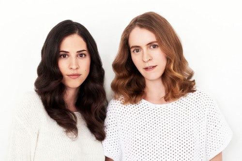 Rachel Mansur and Floriana Gavriel | Photo: Peter Ash Lee