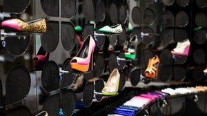 Shoes of Prey at David Jones department store in Sydney | Source: Courtesy