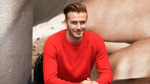 David Beckham | Source: Shutterstock